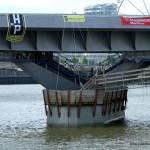 Brücke Baakenhafen West