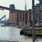 26_geöffnete_Klappbrücke_Brücke_Sandtorhafen_Hamburg