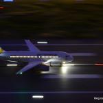 35_Nachtstart_Flughafen_Miniatur_Wunderland