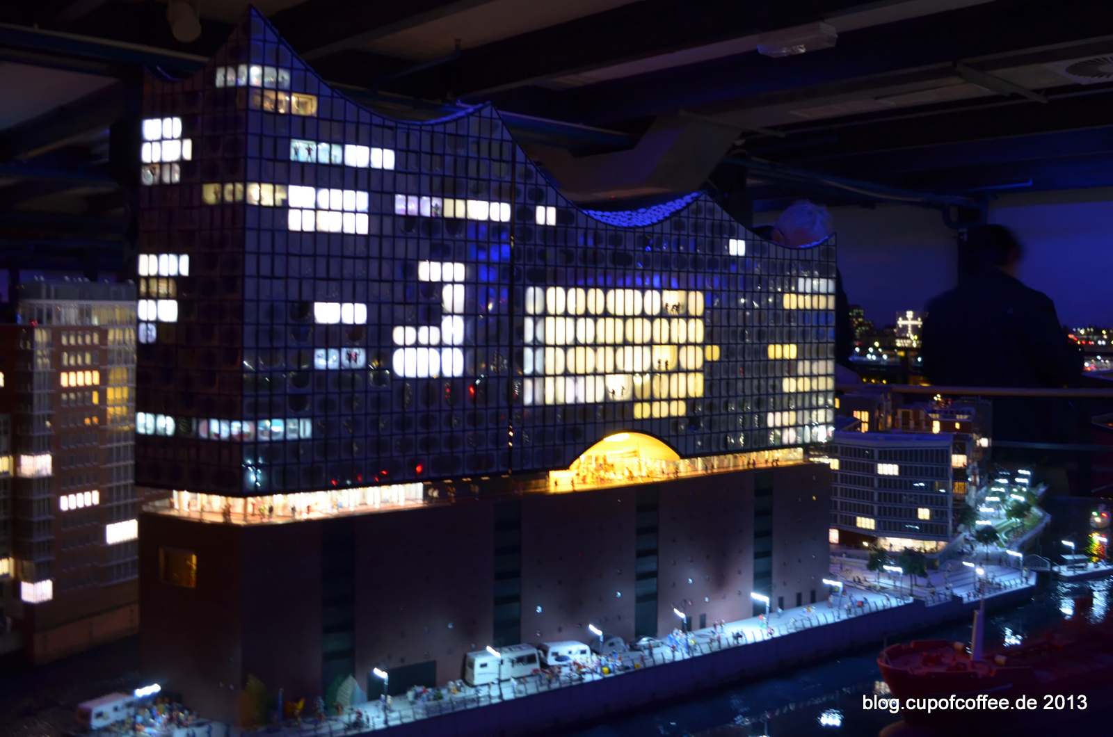Die Elbphilharmonie, das Herz der Hafencity