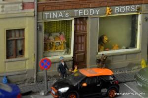 Die besten Teddys gibt´s bei Tina.