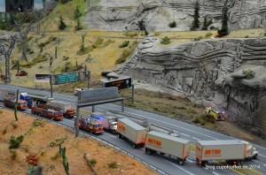Einsatz auf dem US Highway.