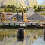 12 Miniatur Wunderland Schiffe