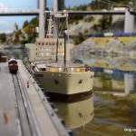 13 Miniatur Wunderland Schiffe