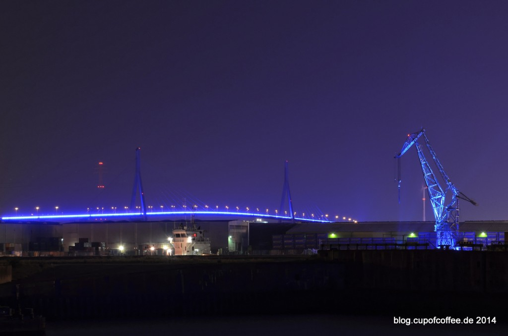 blue bridge