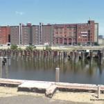 02_Pfähle Magdeburger Hafen Hamburg Hafencity 2009
