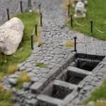 03 Miniatur Wunderland Italien Baustelle Forum Romanum