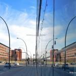 12 Spiegelung Doppel-X-Hochhaus Hamburg