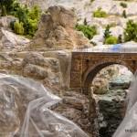 31 Miniatur Wunderland Italien Baustelle Küstengebirge