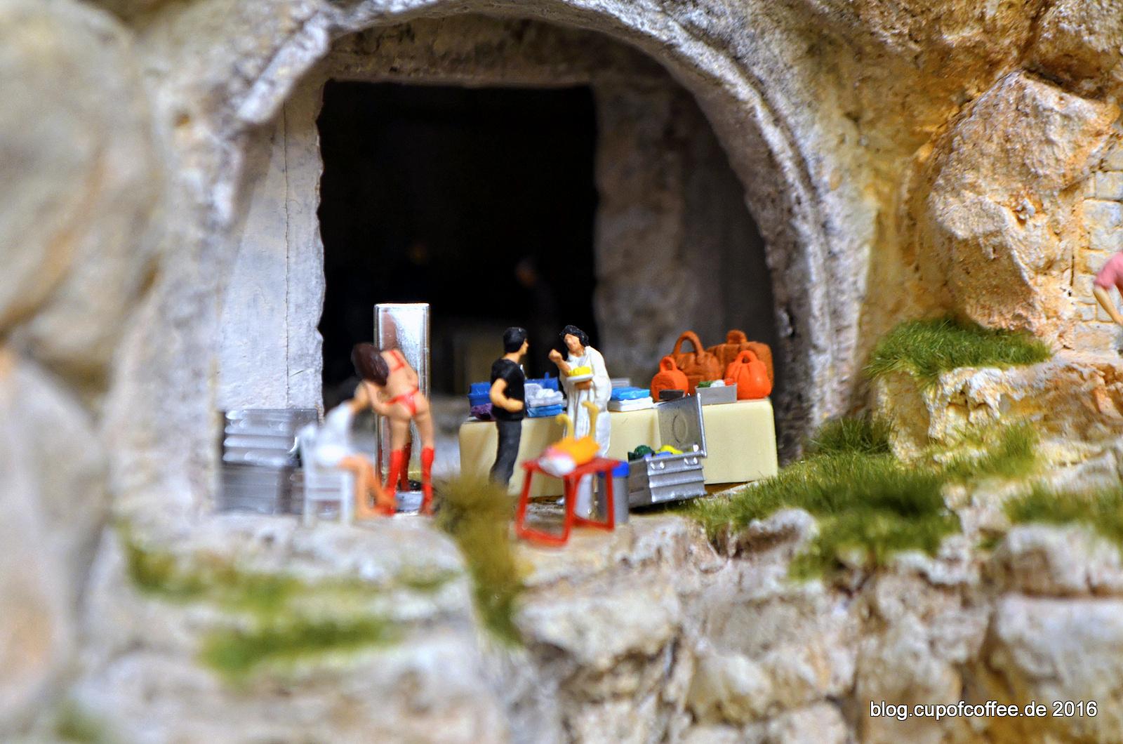 Höhlenbewohner.