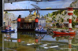 Hafengeburtstag 2017 Ausflug mit dem Schwimmdock