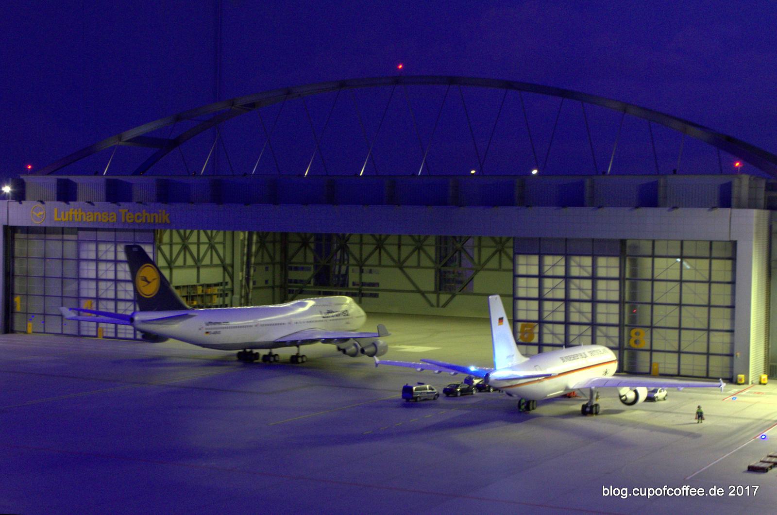 B 747 - Lufthansa