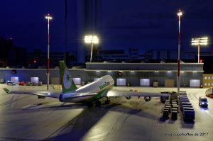 B 747 - EVA Air