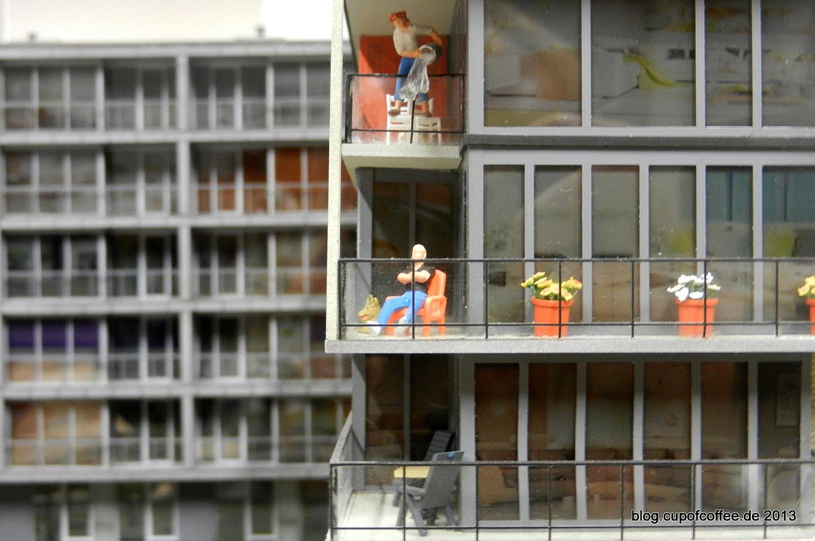 Gleich gibt´s Krach mit dem Nachbarn...
