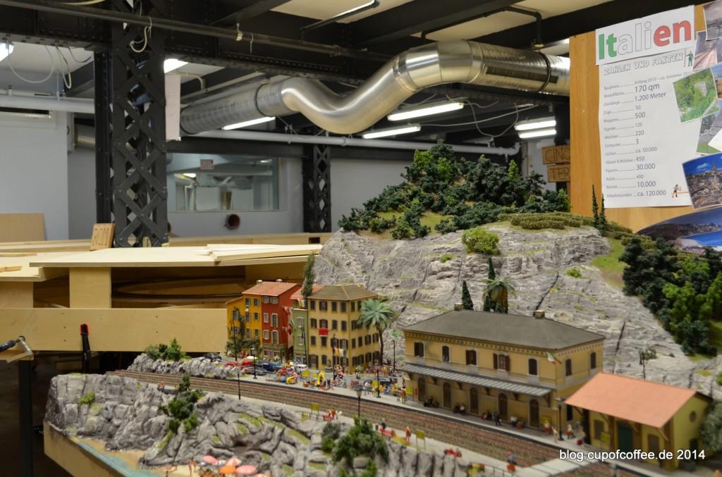 Italien Miniatur Wunderland