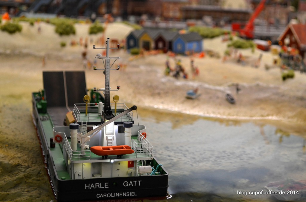 50 Harle Gatt Miniatur Wunderland