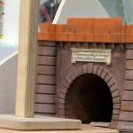 22 Miniatur Wunderland Italien Tunnelportal Herr der Ringe