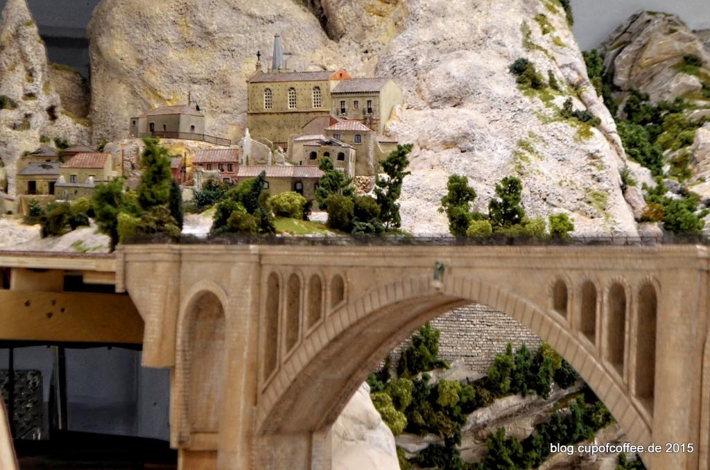 28 Miniatur Wunderland Italien Baustelle Küstengebirge