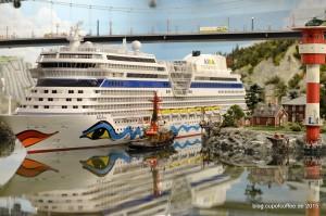 Hafengeburtstag 2015 im Miniatur Wunderland