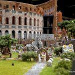 Miniatur Wunderland Italien-Rom Kolosseum
