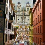 Miniatur Wunderland Italien Rom Spanische Treppe