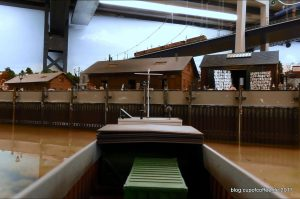 Schiffe, Züge und U-Boote im Miniatur Wunderland