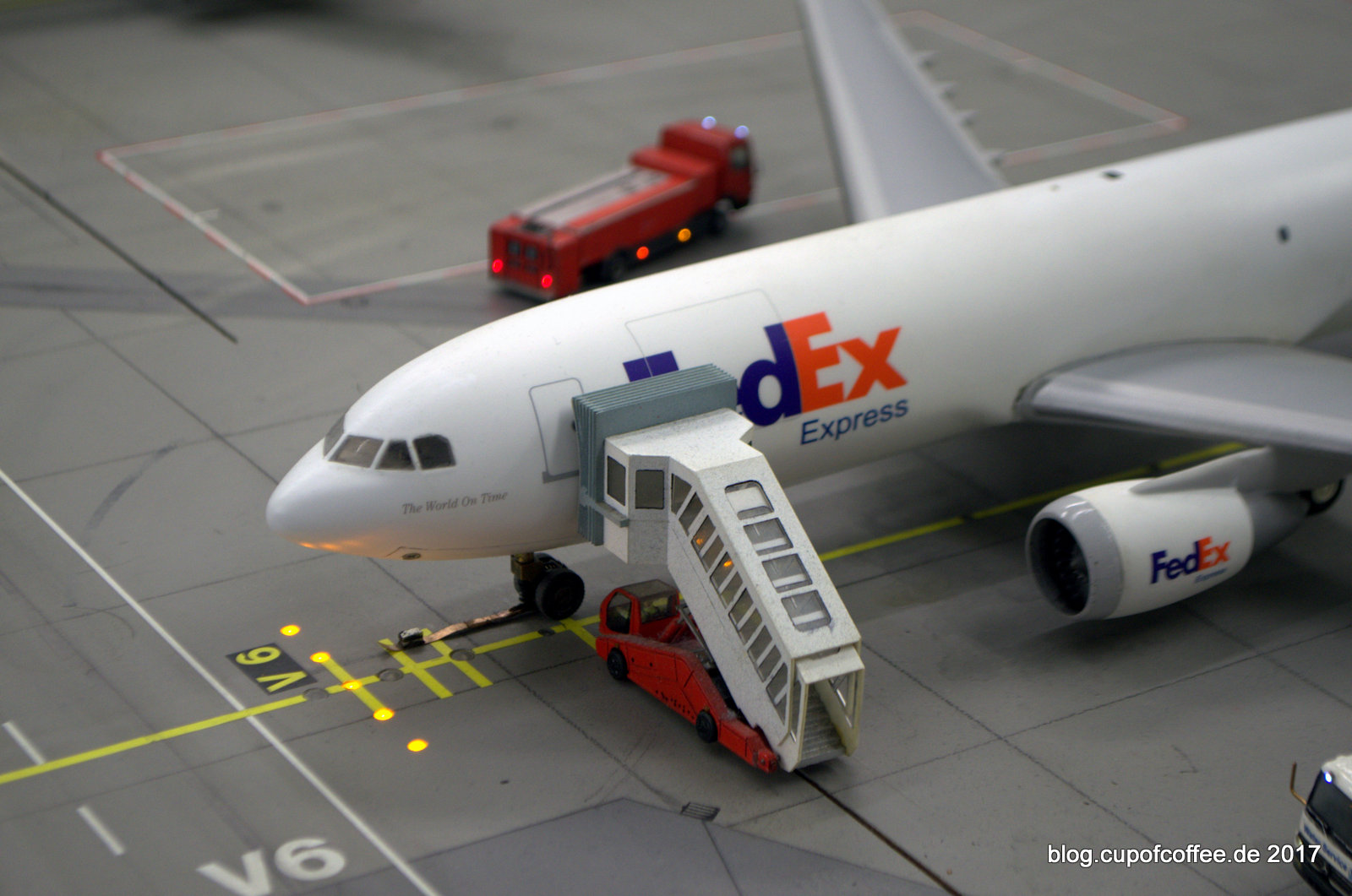 A300F FedEx