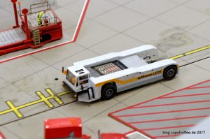 Knuffingen Airport Pushback
