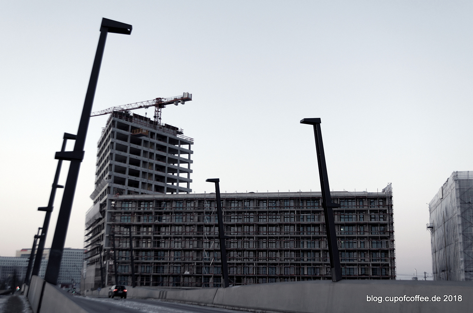 Hafencity / Campustower