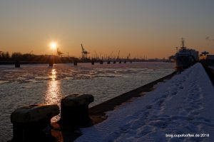 Norderelbe / Baakenhafen