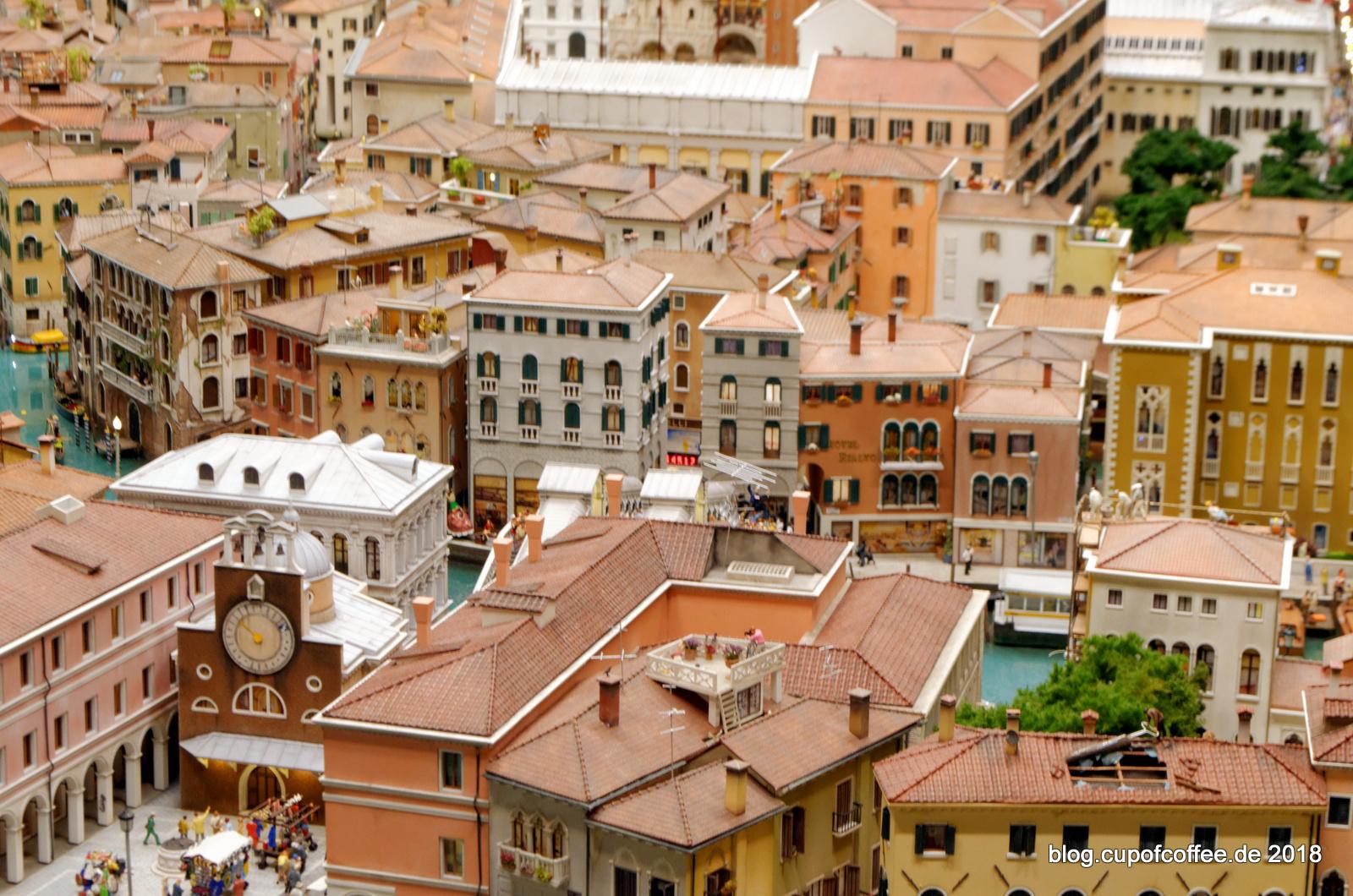 Venedigs Dächer.