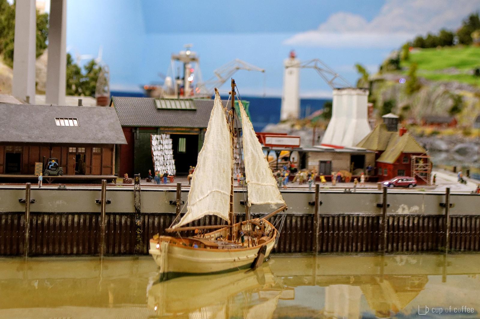 Hafengeburtstag Miniatur Wunderland