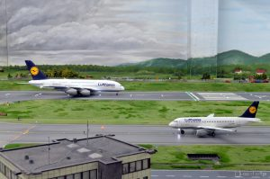 A319 vs A380