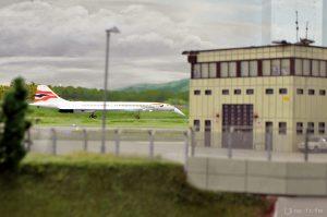 Concorde Knuffingen Airport