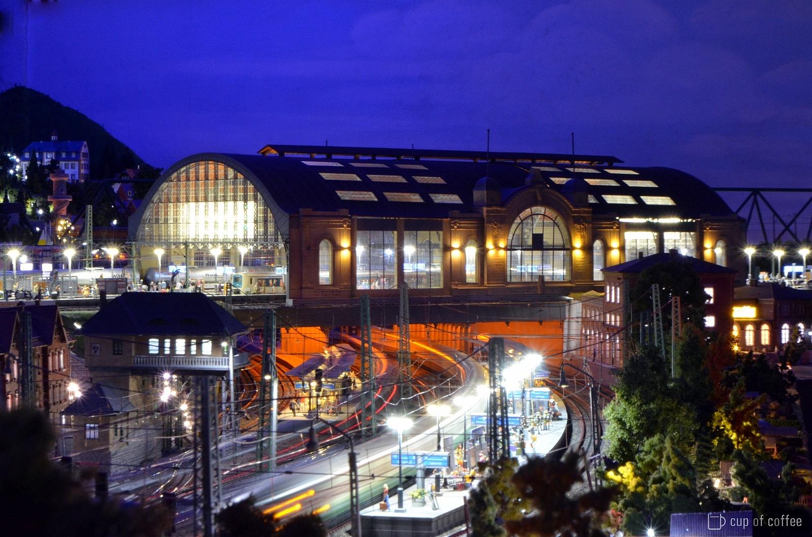 Bahnhof Dammtor